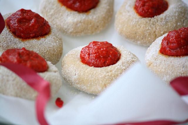 Goji Berry cake